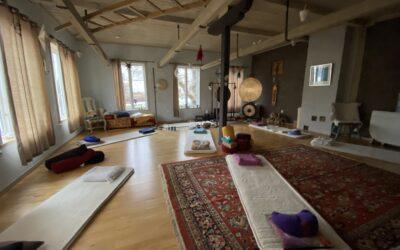 Vårens yogakurser är igång